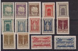 298 * Fiume – 1923 San Vito N. 190/201+E7/8. Cat. € 280,00. - 8. Occupazione 1a Guerra