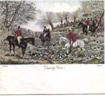 Chevaux - Scènes De Chasse à Courre - 6 Gravures De J.HARRIS 1791-1873. - Lithographies