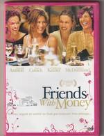 Dvd  FRIENDS WITH MONEY  Avec Jennifer Aniston  Etat: TTB Port 110 Gr Ou 30 Gr - Comédie