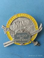 CAI   Lo Sci Del Monte Bianco Sci Club Courmayeur  1912/1992 - Italy