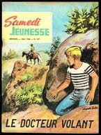 """SAMEDI JEUNESSE - N° 127 - Fév 1968 - """" SANDY Et HOPPY: Le Docteur Volant """" De W. LAMBIL. - Samedi Jeunesse"""
