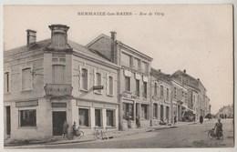 CPA 51 SERMAIZE LES BAINS Rue De Vitry - Sermaize-les-Bains