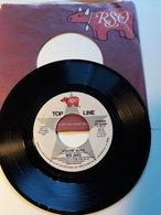 Bee Gees  -  RSO .  Stayin' Alive   E   How Deep Is Your Love - Disco, Pop