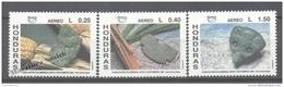 Honduras 1991 Yvert A 766-68, Serie America UPAEP  - Air Mail - MNH - Honduras