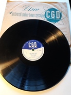 CGD  -  1951. Serie  PV 1734.  Teddy Reno, Lelio Luttazzi - 78 T - Disques Pour Gramophone
