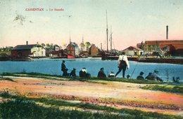 50 - CARENTAN - Le Bassin - Carentan