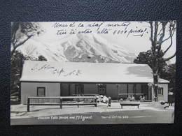 AK MOUNT EGMONT Dawson Falls Taranaki 1922 New Zealand ///  D*35471 - Neuseeland