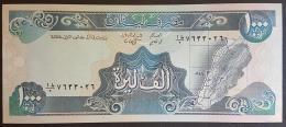 HX - Lebanon 1988 1000 Livres UNC - Lebanon