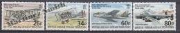 British Indian Ocean 1998 Yvert 207- 210, 80th Anniversary Of The Royal Air Force - MNH - British Indian Ocean Territory (BIOT)