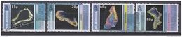 British Indian Ocean 2000 Yvert 225- 228, Millennium - MNH - Territoire Britannique De L'Océan Indien