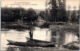 46 - MONTVALENT --  Les Bords De La Dordogne - Autres Communes