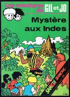 """SAMEDI JEUNESSE - N° 179 - Sep 1972 - """" LES AVENTURES DE GIL ET JO:  Mystère Aux Indes """" De Jef NYS. - Samedi Jeunesse"""