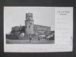 AK LAA A.d.Thaya B.Mistelbach 1904 //  D*35481 - Laa An Der Thaya