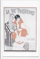 Large Format - La Vie Parisienne KK 121 - Pin-Ups