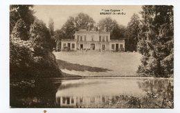 CPA 91 : BRUNOY  Villa Les Cygnes     A  VOIR  !!!!!! - Brunoy