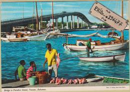 Bahamas, Nassau - Cpm / Bridge To Paradise Island. - Bahamas