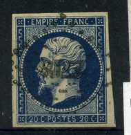 N 14A Ob PC2718 - 1853-1860 Napoléon III.