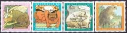 Australie - Australia 1994 Yvert 1375-78, Bounyip Aborigean Legend - MNH - 1990-99 Elizabeth II