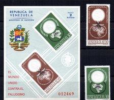 Serie Nº 667 + A-777 + Hb-10  Venezuela - Venezuela