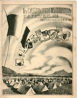 LES CHANTIERS DE LA JEUNESSE 1ER RASSEMBLEMENT D ALPES JURA CHALLES LES EAUX 22 AOUT 1941 - Politique