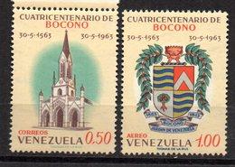 Serie Nº 675 + A-786  Venezuela - Venezuela