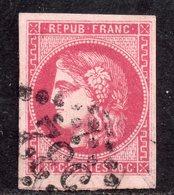 Emission De Bordeaux N° 49 Avec Oblitération Losange, Cote: 320 € à  -10% De La Côte  TB - 1870 Emission De Bordeaux