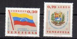 Serie Nº 678 + A-789  Venezuela - Venezuela