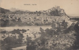 Sisteron 04 - Vue Sud-Est - Sisteron