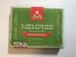 TOBACCO    BOX  MEMPHIS - Schnupftabakdosen (leer)
