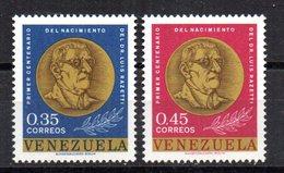 Serie Nº 685/6   Venezuela - Venezuela