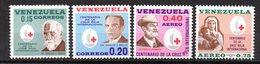 Serie Nº 687/8 + A-798/9   Venezuela - Venezuela