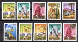 Serie Nº 689/93 + A-800/4   Venezuela - Venezuela