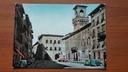 Pescia - Piazza Mazzini - Palazzo Del Vicario - Pistoia