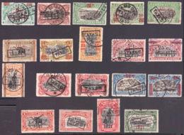 Congo TX 0049/62D (o) - Belgisch-Kongo