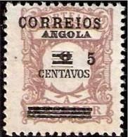 Angola, 1935, # 252 Afinsa, MNG - Angola