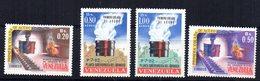 Serie Nº 697/8 + A-807/8   Venezuela - Venezuela