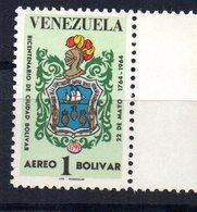 Serie Nº  A-809   Venezuela - Venezuela