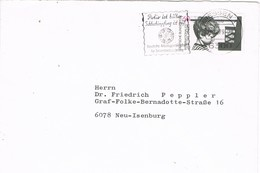30237. Carta GIESSEN (Alemania Federal) 1979. Lucha POLIO. Enfermedad. Medicina - [7] Federal Republic