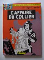 Blake Et Mortimer - L'affaire Du Collier / Rééd. 1977 - Blake Et Mortimer