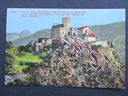 AK BOZEN Schloss Hocheppan Ca.1915 //  D*35497 - Bolzano (Bozen)
