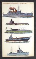 Soldatini Di Carta Marca Stella N° 4 - Navi - Anni '30 - Altre Collezioni
