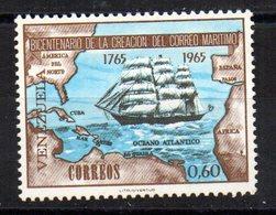 Sello  Nº   734   Venezuela - Venezuela
