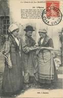CPA LES CHANSONS DE JEAN RAMEAU ILLUSTREES - 304 L'EPINE - Folklore Paysans Musique - Personaggi