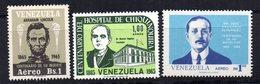 Serie Nº   A-888/90  Venezuela - Venezuela
