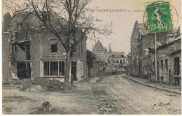 Saint-Quentin En Ruines - Saint Quentin