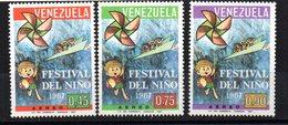 Serie Nº  A-925/7  Venezuela - Venezuela