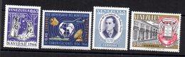 Serie Nº  753/6  Venezuela - Venezuela