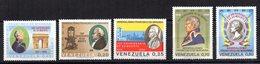 Serie Nº  A-942/6  Venezuela - Venezuela