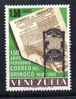 Sello Nº  757  Venezuela - Venezuela