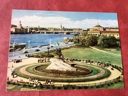Russia Rusland Russie. Leningrad. Dekabristen-Platz - Russland